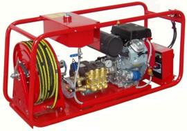 Motorrens m quinas de limpieza motor de gasolina con - Maquina de agua a presion ...