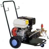 Motorrens m quinas de limpieza motor de gasolina con for Motor de presion de agua